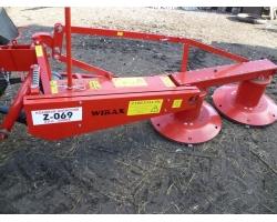 Косилка роторная L-1,35/1,65/1,85m WIRAX